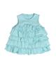 Fiorella پیراهن نوزادی مدل 21023 - سبزآبی
