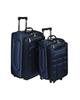 - مجموعه 2 عددی چمدان مدل 1199 - سرمه ای