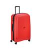 Delsey چمدان مدل بلمونت پلاس کد 3861830 سایز بزرگ - قرمز - پلی پروپیلن