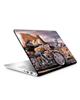 - استیکر لپ تاپ طرح موتور سوار مدل  TIE022 برای لپ تاپ 15.6 اینچ