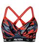 ماییلدا نیم تنه ورزشی زنانه مدل 3532-4 - طرح ارتشی -چریکی - زمینه نارنجی