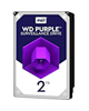 Western Digital 2TB - Purple WD20EJRX Internal Hard Disk