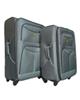 - مجموعه دو عددی چمدان مدل MH10  - خاکستری