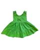 - سارافون نوزادی مدل 129  - سبز روشن