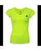 - تیشرت ورزشی زنانه مدل ADphw50 - سبز فسفری