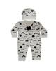- ست سرهمی و کلاه نوزادی کد Z-005