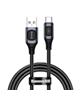 Baseus کابل تبدیل USB به USB-C مدل CATSS_A0G طول 1 متر