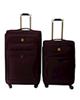 لوازم سفر- مجموعه دو عددی چمدان مدل 1217