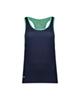 پانیل تاپ ورزشی زنانه کد 4056GNB - سرمه ای سبزآبی