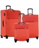 - مجموعه 3 عددی چمدان نشنال جئوگرافیک مدلNG13 - 700479-نارنجی تیره