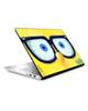 - استیکر لپ تاپ طرح باب اسفنجی مدل TIE067 برای لپ تاپ 15.6 اینچ