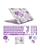 - استیکر لپ تاپ صالسو آرت مدل 5052 hk + برچسب حروف فارسی کیبورد
