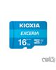 kioxia کارت حافظهmicro SDHC اکسریا-EXCERIA مدل16GB-M203 به همراه آداپتر