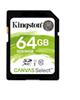 Kingston  64GB-Canvas Select