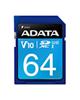 ADATA کارت حافظه SDXC مدل Premier V10 کلاس 10-UHS-I U1 سرعت 100 -64GB