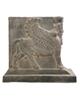 تندیس و پیکره شهریار مجسمه طرح دروازه ملل شیر کد FG690