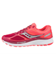 Saucony کفش ورزشی زنانه مدل S10350-7 - قرمز گلبهی - الیاف مصنوعی