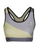 Trec Wear نیم تنه ورزشی زنانه مدل 06 Sun - طوسی کرم - پلی استر - پد دار
