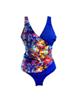 Pierre Cardin مایو زنانه کد 188112 - آبی کاربنی - طرح دار