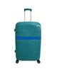 - چمدان سامیت مدل B12 سایز بزرگ - سبزآبی تیره