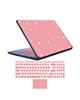 - استیکر لپ تاپ کد lov-02 به همراه برچسب حروف فارسی کیبورد