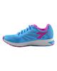 Diadora کفش پیاده روی و دویدن زنانه مدل97023-آبی روشن صورتی -مواد مصنوعی