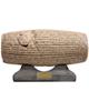 تندیس و پیکره شهریار مجسمه جنس رزین -فایبرگلاس-پلیاستر مدل منشور آزادی ملل کد MO110