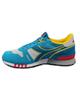 Diadora کفش مخصوص پیاده روی زنانه کد 5756 - آبی - چرم - پارچه مش