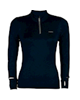 Zoano تیشرت ورزشی زنانه مدل FC42103 - رنگ مشکی آستین بلند