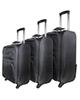 لوازم سفر- مجموعه سه عددی چمدان مدل  21-7354.3