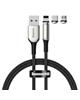 Baseus کابل تبدیل USB به USB-C / MicroUSB /لایتنینگTZCAXC-F01 طول 1 متر