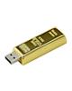 Non -Brand فلش مموری مدل Ultita-Bn طرح شمش طلا -8GB