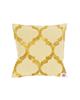 رنگار شاپ کاور کوسن مدل PWKH028 - کرم طلایی