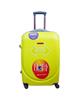 - چمدان تراول کار مدل T20 سایز کوچک - سبز فسفری - پلی کربنات