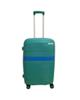 - چمدان سامیت مدل B12 سایز متوسط - سبز آبی تیره