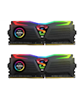 GEIL 64GB-Super Luce RGB DDR4 3200MHz CL18 Dual Channel Desktop RAM