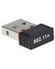 - کارت شبکه usb بی سیم مدل 802.11N