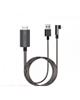 wiwu کابل تبدیل USB به HDMI / لایتنینگ ویوو مدل X7 طول 2 متر