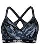ماییلدا نیم تنه ورزشی زنانه مدل 3532-3 -طرح ارتشی - چریکی- زمینه خاکستری