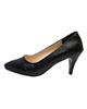 - کفش زنانه تسا مدل T3 - مشکی - پاشنه دار