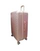 - چمدان کد B024 سایز بزرگ - صورتی کمرنگ