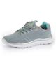 SOCCEREX کفش ورزشی زنانه کد LSH90101 - طوسی روشن - الیاف مصنوعی - کتان