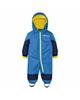 لباس نوزادی - سرهمی نوزادی لوپیلو کد ab912 - آبی