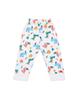 لباس نوزادی - شلوار نوزادی پسرانه طرح دانیاسور کد 00 - چندرنگ