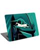 - استیکر لپ تاپ طرح the mandalorian baby G-2215 برای 15.6 اینچ