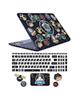 - استیکر لپ تاپ کد sp-ace03 به همراه برچسب حروف فارسی کیبورد