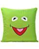- کوسن طوطی دیزاین طرح کرمیت - رنگ سبز