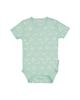 لباس نوزادی - بادی نوزادی دخترانه بی بی ناز مدل 1501514-41 - سبز