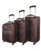 لوازم سفر- مجموعه سه عددی چمدان مدل  3-7354.3