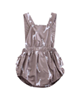 - بادی نوزادی دخترانه طرح گوزن مدل 01 - خاکستری